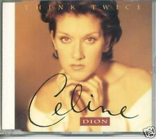 CELINE DION THINK TWICE 4 TRACK CD SINGLE IN MINT CONDITION 1994
