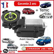 Moteur lève-vitre électrique gauche Clio 3 Laguna 2 Mégane 2 Scénic 2 Espace 4