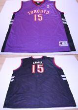 89105f34b Men s Toronto Raptors Vince Carer XL (52) Vintage Jersey Champion (Purple)  Jerse