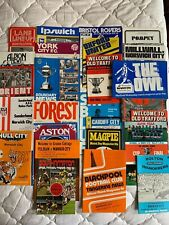 More details for norwich city - 1974-75 - away  league (21) & cup (5) programmes - make offer!