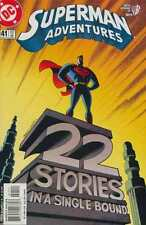 SUPERMAN ADVENTURES #41 NEAR MINT 2000 DC COMICS