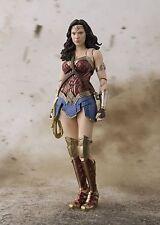 Bandai S.H.Figuarts Wonder Woman JUSTICE LEAGUE Action Figure Japan version