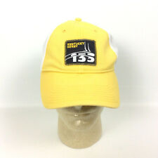 Kentucky Derby 133 Hat Cap Yellow Mesh Strapback Churchill Downs 2007 The Game