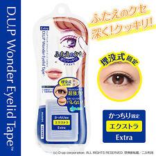 [D.U.P] Wonder Eyelid Tape for Natural Double Eyelids (Extra Type) Japan