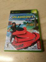 Splashdown Microsoft XBOX Atari