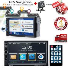 """7"""" 2 DIN MP5 Media Video Player Autoradio mit AUX/USB/SD/BT/FM/BT/Rückfahrkamera"""