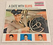 "ELVIS PRESLEY: ""A Date with Elvis"": 2017 NEW 180g LP REISSUE REMASTERED  U.K."