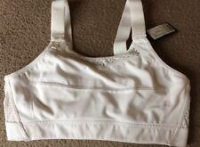 Ladies Change Sports Bra White Size S1