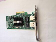 Intel Dell D33682 Pro/1000 Pt Dual Port Pci-e X4 Gigabit Network Card-Full Heigh