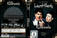 *- DVD -  LAUREL & HARDY - Frühe KUNSTWERKE - 7 Filme COLLECTION -  101 min