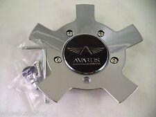 Avarus Savini Wheels Chrome Custom Wheel Center Caps # MS-CAP-Z214 (1 CAP)