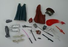 Lot of Various Action Figure Accessories Various Sizes See Pictures for Items