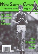 ENGLANDWhen Saturday ComesSep1990