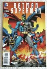 Batman Superman Pak Lee Chung October 2014 Comic - E10-2
