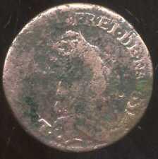 LOUIS XIV  liard  1657 C