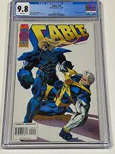 CABLE #19 CGC 9.8 Marvel Comics 1994