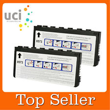 2 x UCI® Ink Cartridge Repalce For Epson Picturemate 100