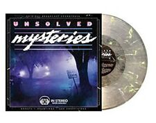 Unsolved Mysteries:Ghosts • Hauntings • The Unexplained - VG+NM Green Glow Vinyl