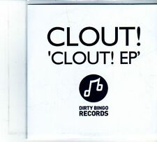 (DU717) Clout!, Clout! EP - DJ CD
