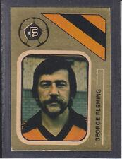 FKS - Soccer Stars 78/79 Golden Collection - # 338 G Fleming - Dundee United