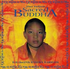 SINA VODJANI ‎: SACRED BUDDHA - H.H. THE 17TH GYALWA KARMAPA / CD - TOP-ZUSTAND