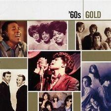 GOLD (60'S) 2 CD MIT THE MIRACLES UVM. NEU