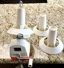 KnitKing Yarn Cone Winder with 3 Bobbins  **Free Shipping**