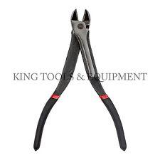 "New KING 10"" Long Reach Diagonal Pliers, Carbon Steel, Wire Rod Metal Cutter"