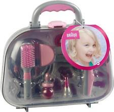 Gioco Parrucchiere Bambine Acconciature Capelli Bambole con Asciugacapelli