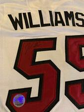 JASON WILLIAMS Signed MIAMI HEAT Jersey AUTO NBA Champs J-WILL Holo COA NICE! $