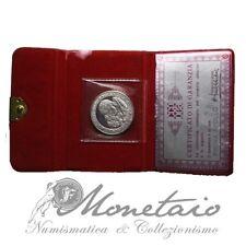 (Monetaio) Medaglia Prova Apollo 8 CNI Cocepa Argento Conf. Originale