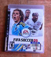 FIFA Soccer 09 (Sony PlayStation 3, 2008)