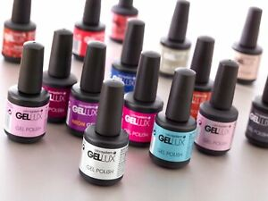 GELLUX Gel Polish  BY Salon Systems - FULL RANGE - CLEARANCE ITEMS