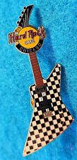 CHICAGO RICK NIELEN CHEAP TRICK 88 MEMORABILIA WALL GUITAR Hard Rock Cafe PIN LE
