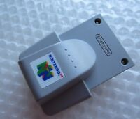 *GREAT* Nintendo 64 N64 OEM Official Video Game Controller Rumble Pack Shaker