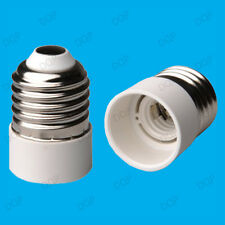 Edison Screw ES E27 To Small Edison Screw SES E14 Light Bulb Adaptor Lamp Holder