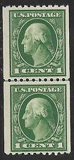 U.S. UNUSED 448    MNH     Perf 10  Line pair  as shown      (R8069)