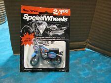 Speedwheels vintage Dirt Bike Supercross Motorcycle Model TOY