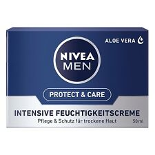 Nivea For Men Intensiv Feuchtigkeitscreme Gesicht+VitaminC+Aloe Vera 50ml``