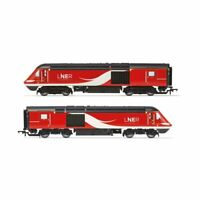 HORNBY Loco R3802 LNER Class 43 HST Power Cars 43315and 43309 - Era 11