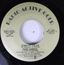 Rock 45 Ohio Express - Down At Lulu'S / She'S Not Comin' Home On Radio Active Go
