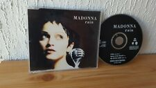 Madonna - Rain - UK CD Single - Madame X