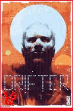 DRIFTER 1 01 T01 Glenat Comics Hardcover BD relié intégrale # NEUF #