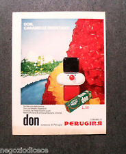 O253 - Advertising Pubblicità - 1967 - DON CARAMELLE DISSETANTI  PERUGINA