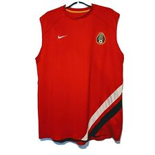 Authentic Nike 2006 Mexico Soccer Training jersey Size XXL