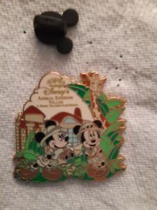 Disney Animal Kingdom Villas Pin