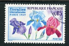 STAMP / TIMBRE FRANCE OBLITERE N° 1597 / FLORE / FLORALIES INTERNATIONALES PARIS