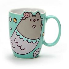 Dept 56 Pusheen 2018 Mermaid Mug #6001895 NEW FREE SHIPPING 48 STATES