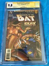 Batman: Shadow of the Bat #26 - DC -CGC SS 9.8 - Signed by Stelfreeze Blevins