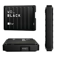Western Digital WD 2TB 4TB 5TB Black P10 Game HDD Portable External Drive DI